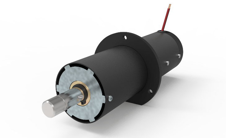 Reductor epicicloidal diseñado por CLR