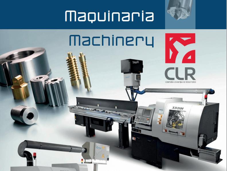 CLR precision machinery