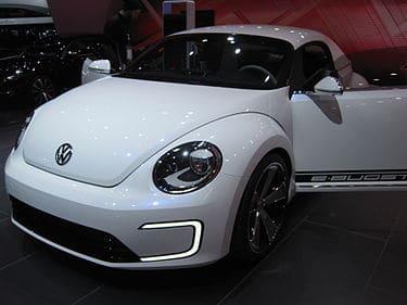 Beetle 2012.