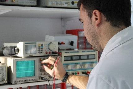 Laboratorio de calidad de CLR