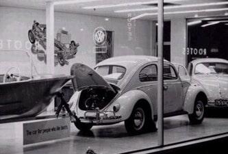Modelo 1300 Beetle