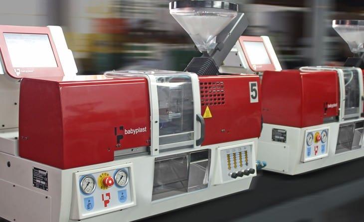 Micro injection machinery