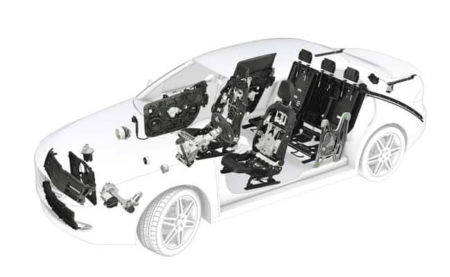 tier 1 automotive equipment