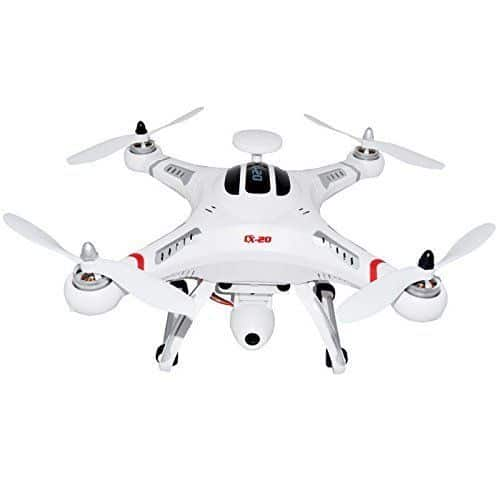 Actuadores eléctricos en drones