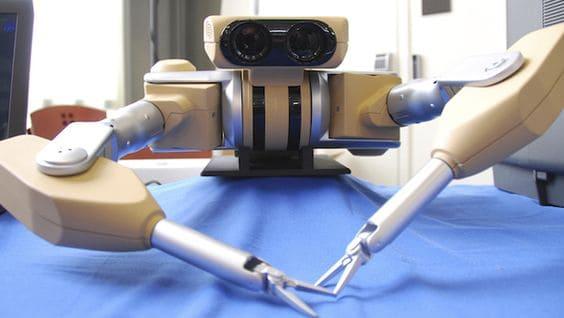 Actuadores Cirugía robótica