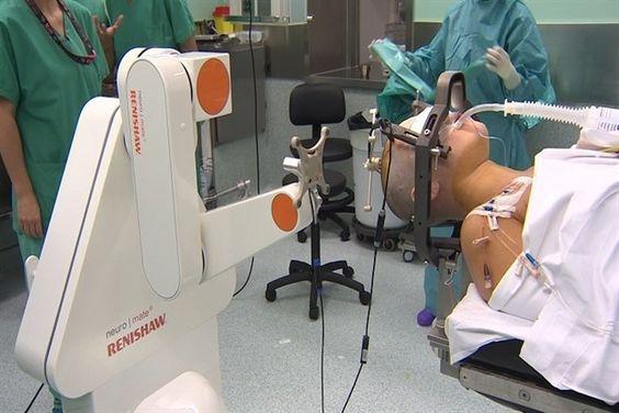 Actuators for robotic surgery