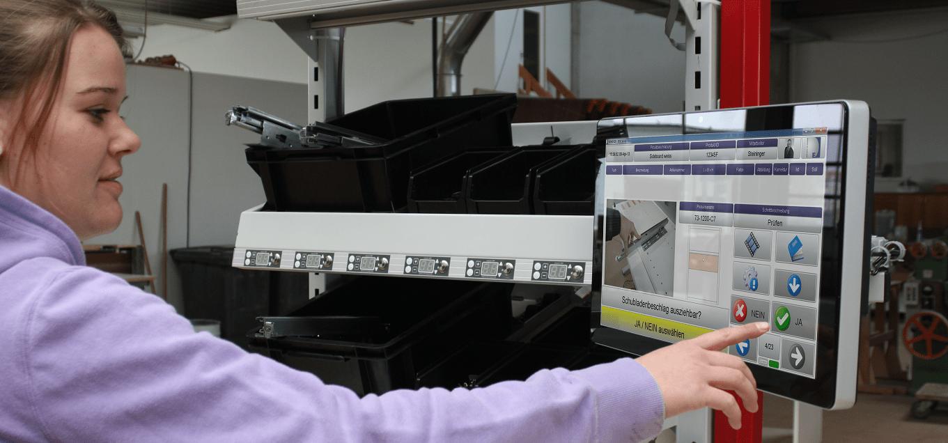 automatización industrial 4.0