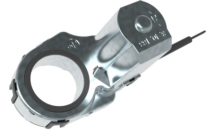 CLR's Powerfold actuator located in Volkswagen Beetle