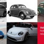 Volkswagen Beetle evolution