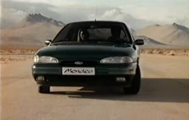 Primera generación Ford Mondeo
