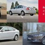 Ford Mondeo historia e innovación