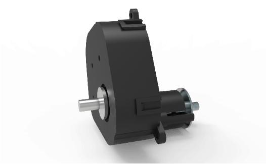 Motorreductor para sistema Hopper
