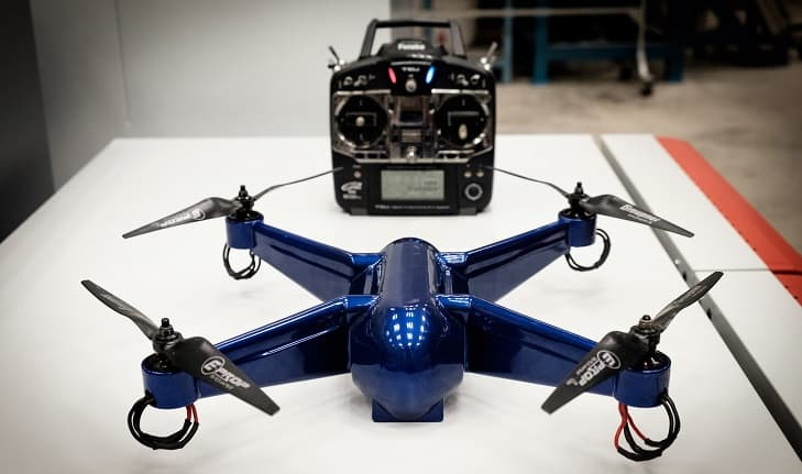 3d dron