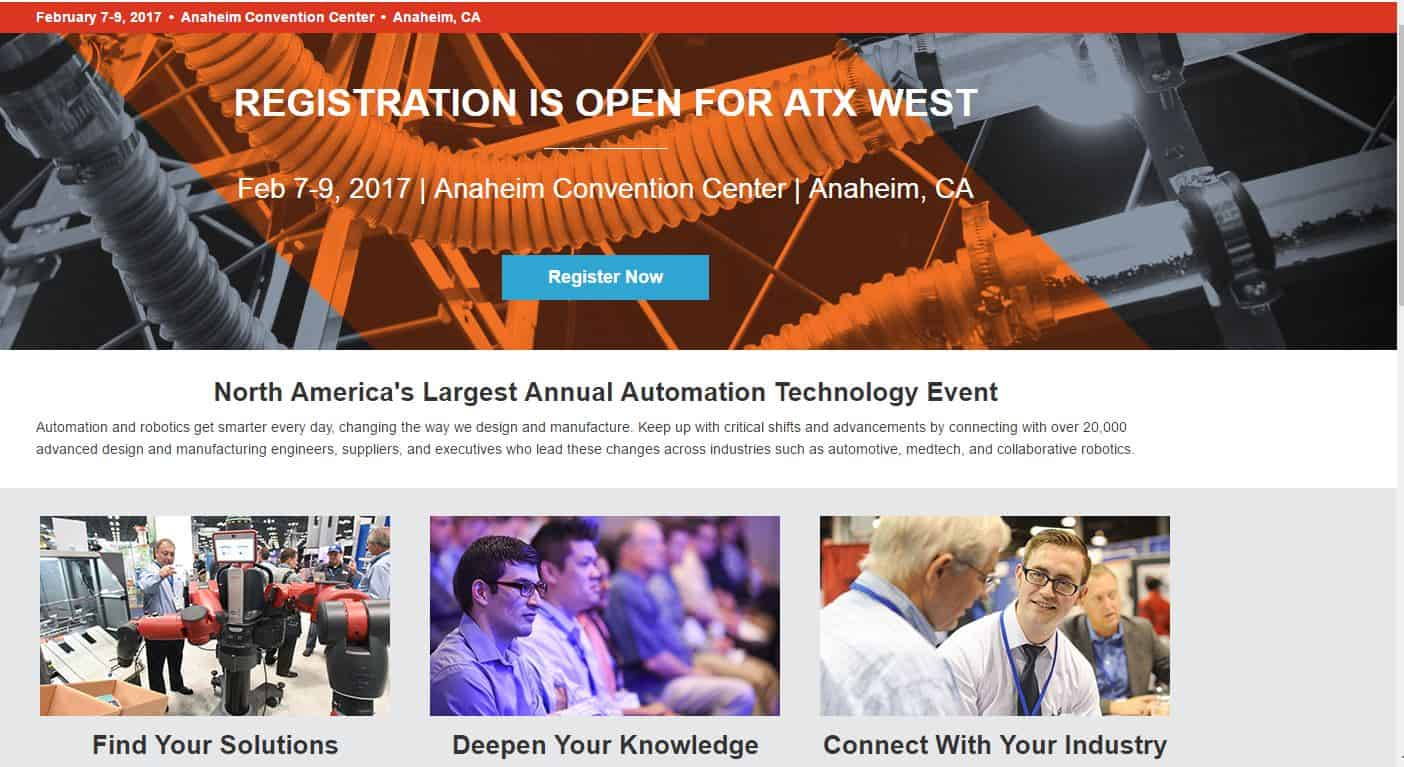 ATX West Anaheim 2017