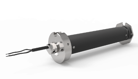 Design of the actuator used for this fire barriers project.