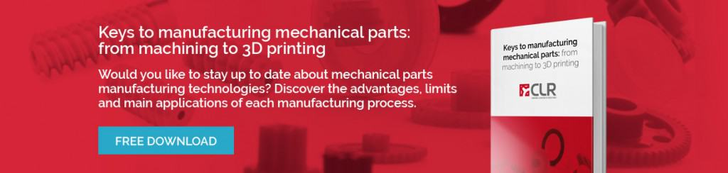 Mecanical parts manufacturing
