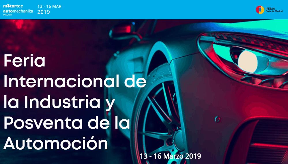 Motortec Feria