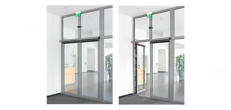 Automatic Doors Speed Reducers For Motion Control And Precision