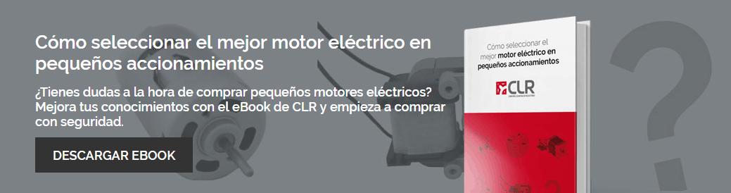 Guía para elegir motores eléctricos de bajo voltaje