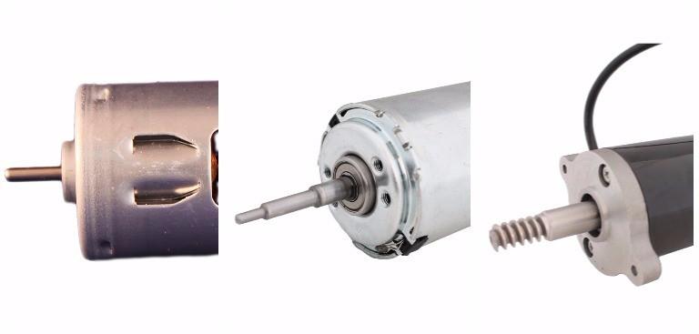 motores de corriente continua y corriente alterna