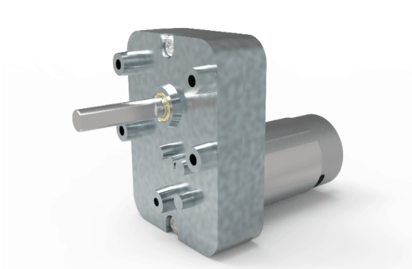 speed reducer designed by CLR for peristaltic pumps