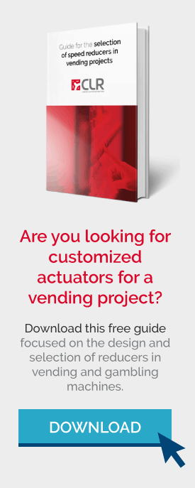 Are you looking for customized actuators for a vending project?