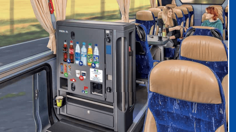 7 great innovations in vending sector and gaming machines