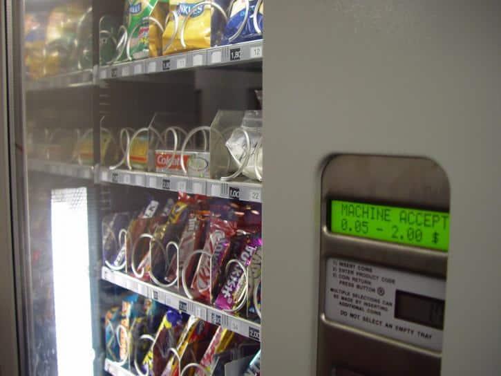 Maquinas de vending