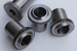 Mecanizado de engranajes